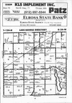 Map Image 032, Stearns County 1992